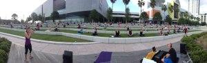 yoga curtis hixon park fb