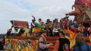 parade-Tampa Gasparilla