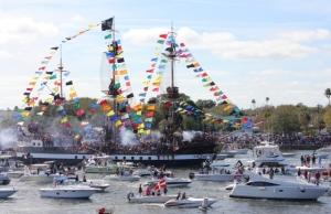 pirate ship-Gasparilla